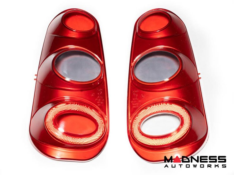 smart fortwo Tail Light Set - 450 model - Red