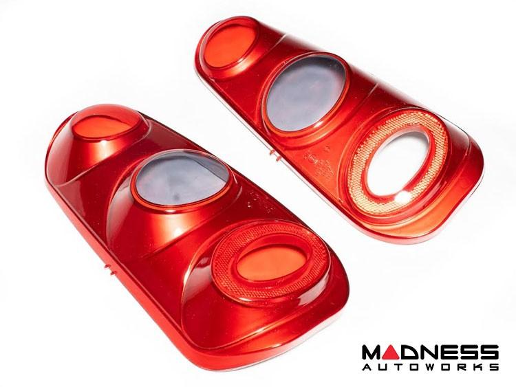 smart fortwo Tail Light Set - 450 model - Red