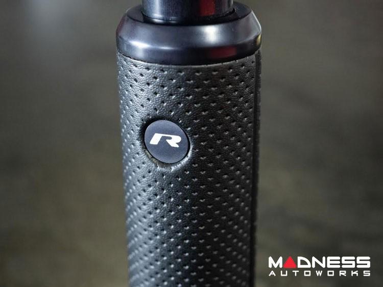 smart fortwo eBrake Handle Black w/ Rubber Grip - 451 model