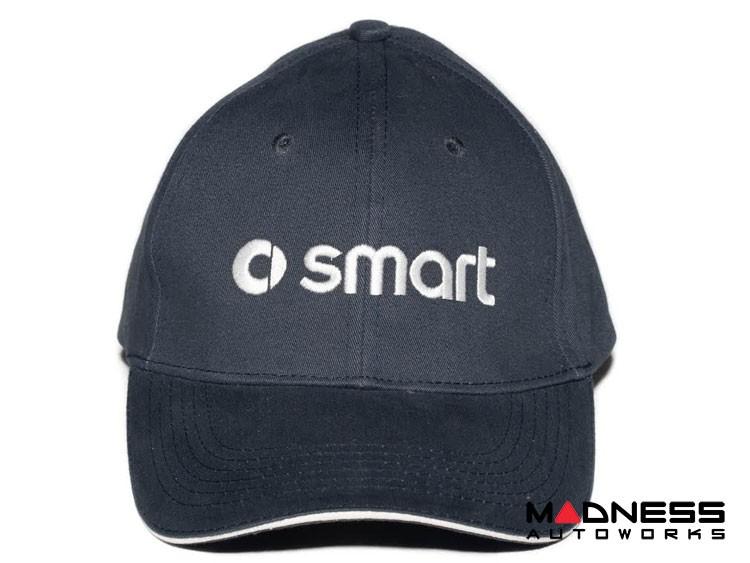 Cap - smart - Navy w/ smart Logo