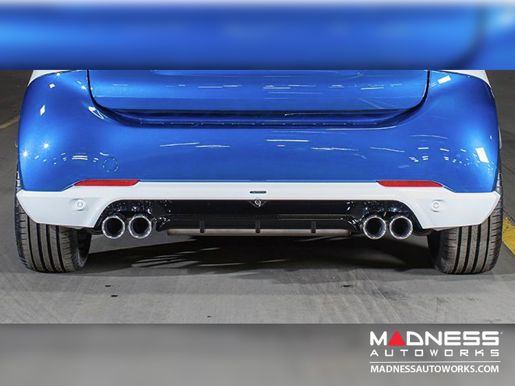smart fortwo Performance Exhaust - 453 - Carlsson