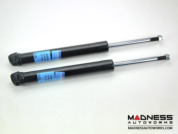smart fortwo Front Struts - 450 model- Sachs - set of 2