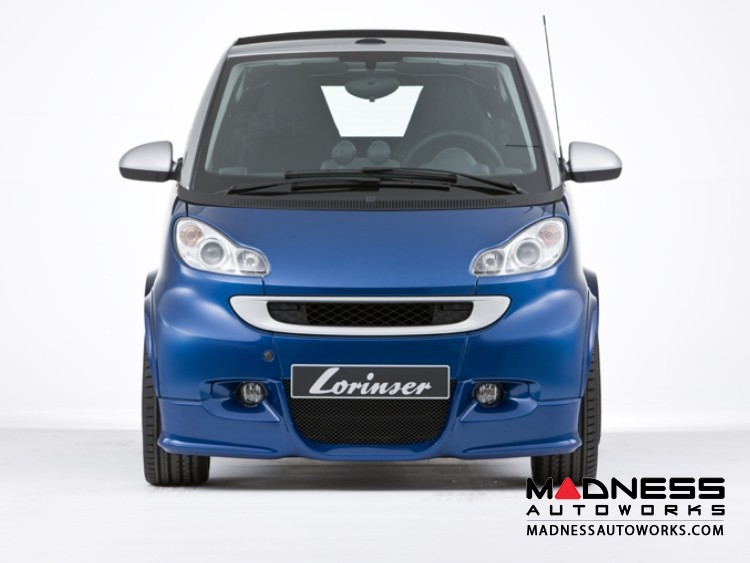 smart fortwo Front Bumper - 451 model - Lorinser
