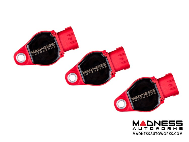 smart fortwo Ignition Coil Pack Set - MAXFire - High Performance - 451 model