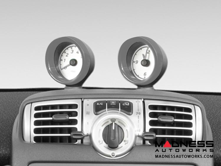 smart fortwo Pod Rings (set of 2) - 451 model - Platinum
