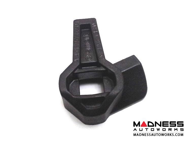 smart fortwo Front Bonnet / Flap / Hood Locking Mechanism - 451 model - Top Piece - Driver Side
