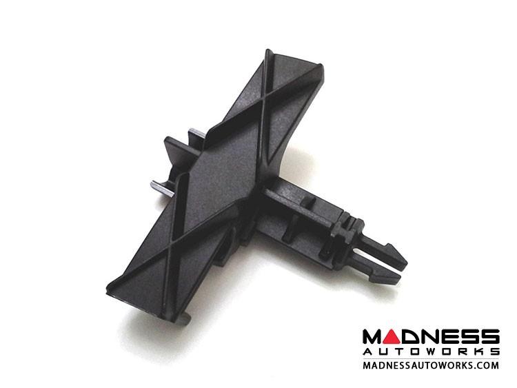 smart fortwo Front Bonnet / Flap / Hood Locking Mechanism - 451 model - Main Lower Piece - Drivers Side