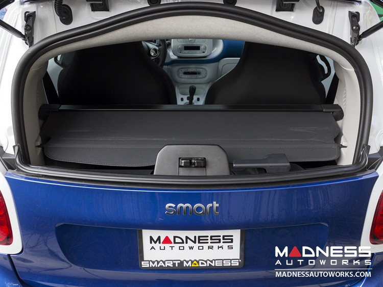 smart fortwo Baggage Compartment Cover - 453 - Aftermarket