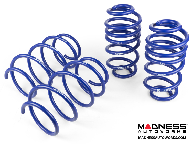 smart fortwo Lowering Springs - 453 - Carlsson