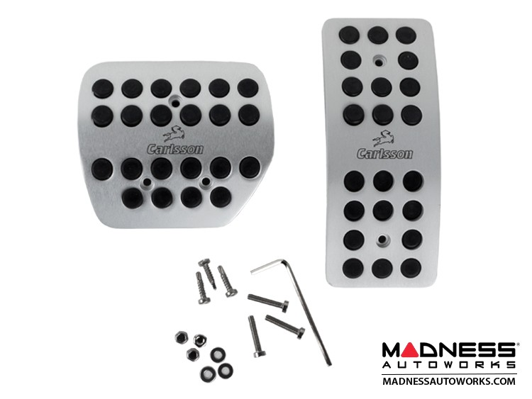 smart fortwo Pedal Set - 453 - Carlsson - Automatic
