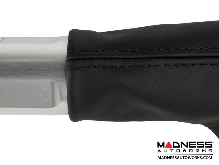 smart fortwo eBrake Handle + Leather Boot - 453 model - Carlsson