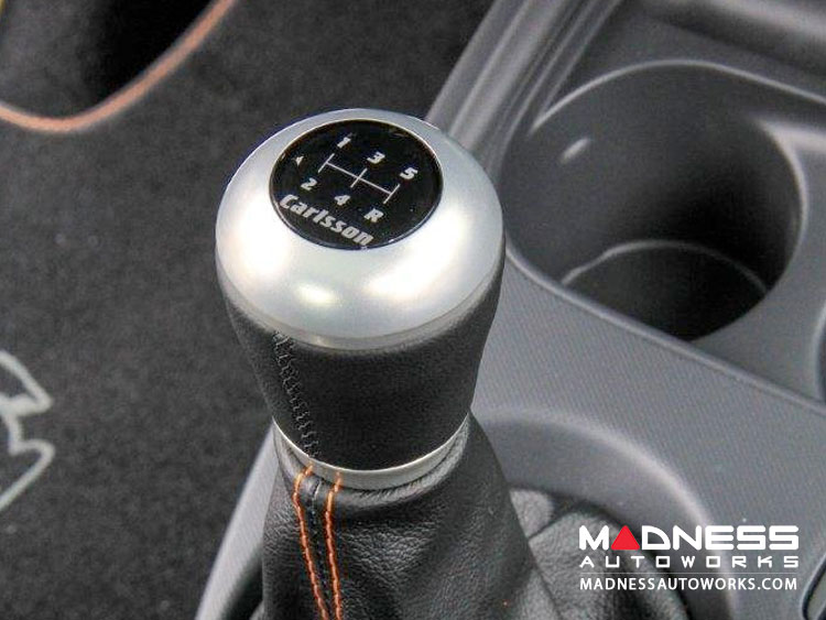 smart fortwo Gear Shift Knob + Boot - 453 - Carlsson - Manual