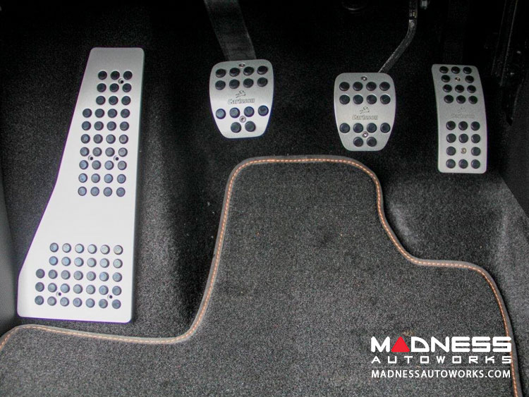 smart fortwo Pedal Set - 453 - Carlsson - Manual