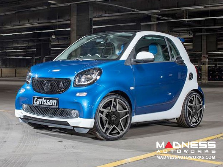 smart fortwo Front Spoiler - 453 - Carlsson