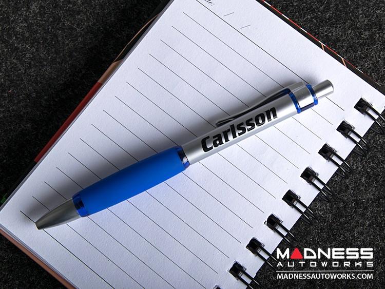 Pen - Carlsson - Blue Grip