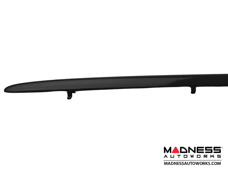 smart fortwo Lower Grill Trim Piece - 453 model - Black