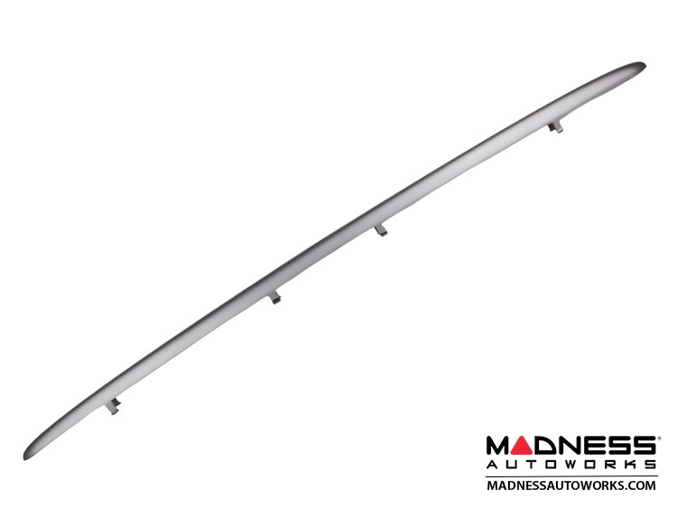 smart fortwo Lower Grill Trim Piece - 453 model - Titania Grey Matte
