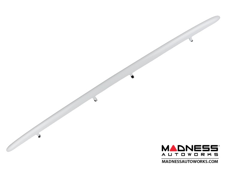 smart fortwo Lower Grill Trim Piece - 453 model - White