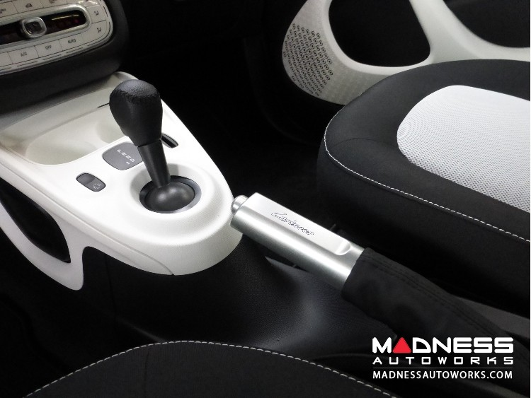 smart fortwo eBrake Handle & Boot by Lorinser - 453 model