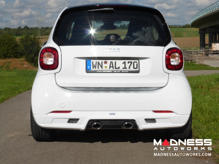 smart fortwo Rear Bumper by Lorinser - 453 model