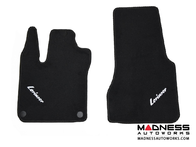 smart fortwo Floor Mats by Lorinser - 453 model