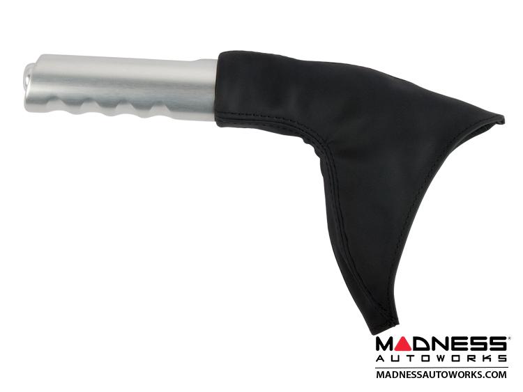 smart fortwo eBrake Handle & Boot by Lorinser - 453 model