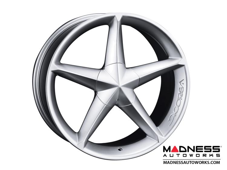 "smart fortwo Custom Wheels - 453 model - Polaris - 17"" (Set of 4)"