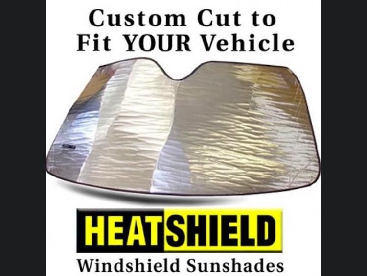 smart fortwo Windshield Sun Shade - 453 model - Heatshield - w/ Rain Sensor