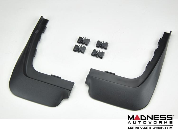 smart fortwo Mudflaps (set of 2 front) - 451 model - Genuine smart