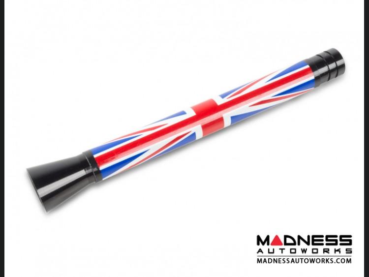 smart fortwo Antenna - Gloss Black w/ Union Jack Design - Color