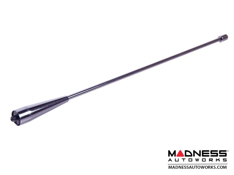 "smart fortwo Antenna - Chrome w/ Smooth  Design - 11"""