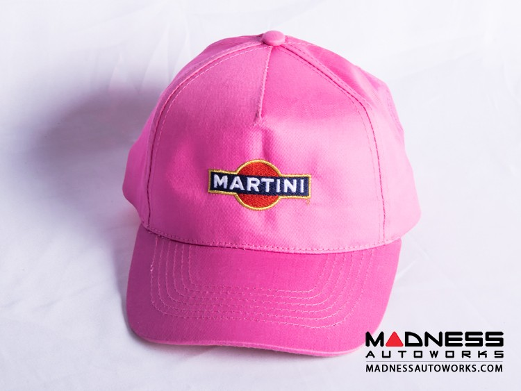 Cap - Martini Racing - Pink