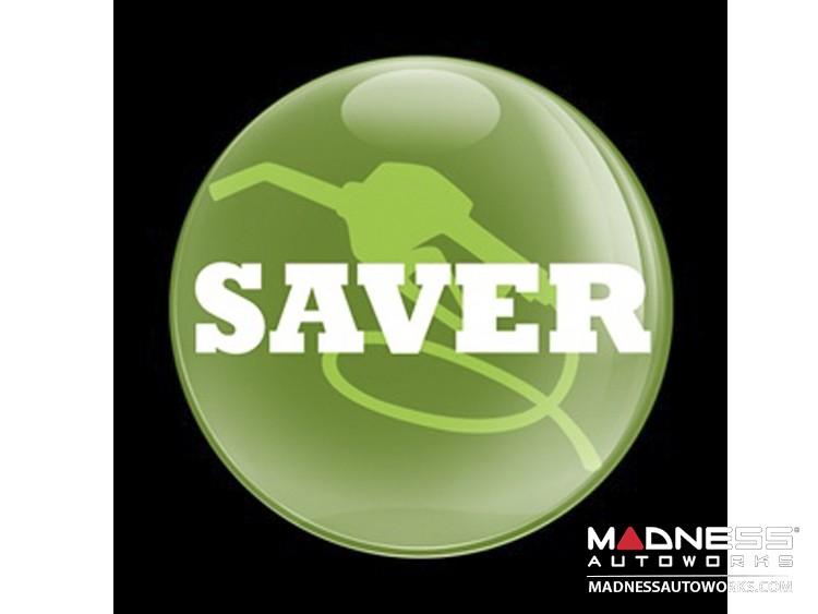 Custom Magnetic Badge - Gas Saver