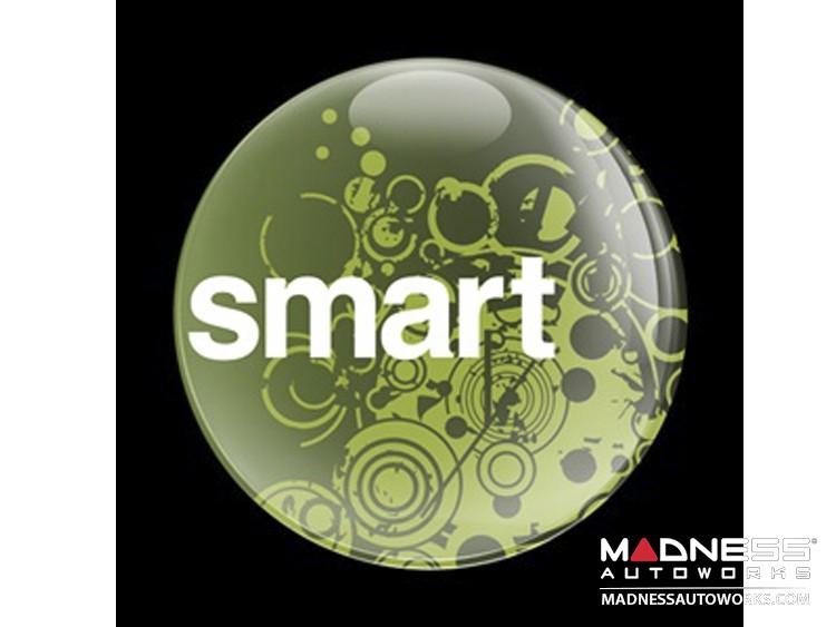 Custom Magnetic Badge - smart