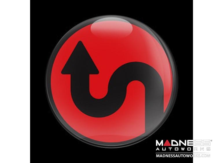 Custom Magnetic Badge - Twisties