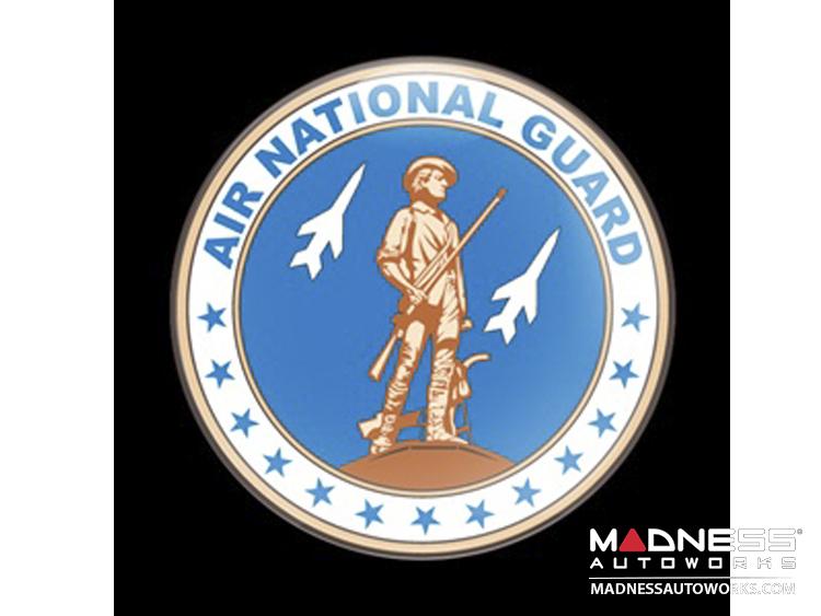 Custom Magnetic Badge - Military US Air National Guard