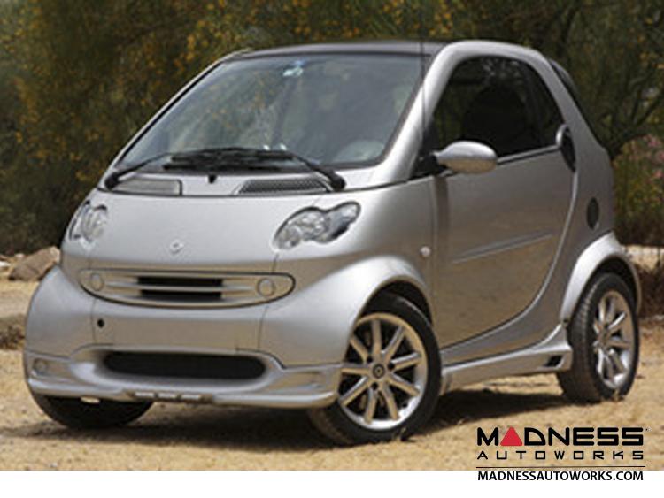 smart fortwo Body Kit - 450 Cabrio - Panimex - Gloss Black