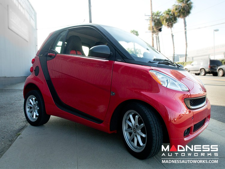 smart fortwo Replacement Body Panels