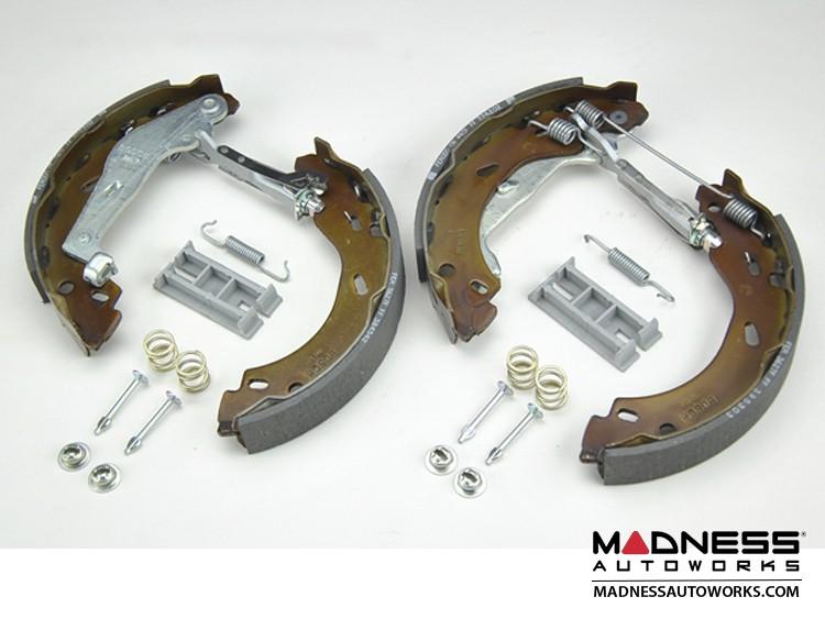 smart fortwo Brake Repair Kit - 451 - Rear - Genuine smart