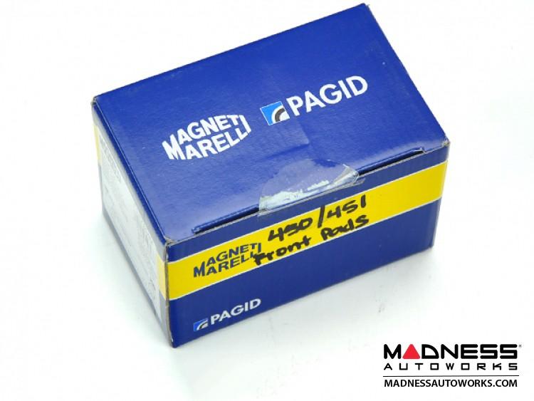 smart fortwo Brake Pads - 451 - Magneti Marelli
