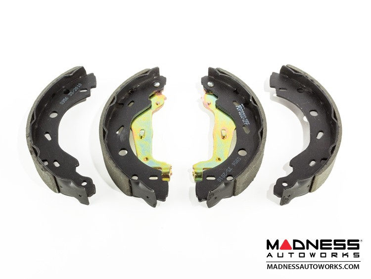 smart fortwo Brake Repair Kit - 451 - Rear - MADNESS