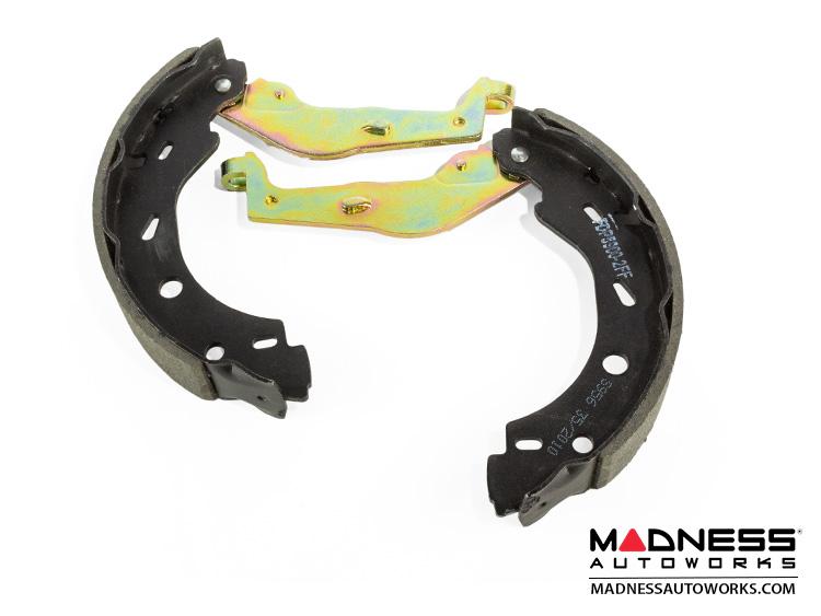 smart fortwo Brake Repair Kit - 451 - Rear - MADNESS