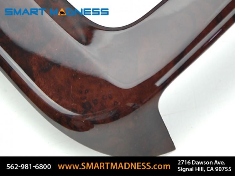 smart fortwo Interior Door Handle Set (L&R) - 451 model - Burlwood Finish