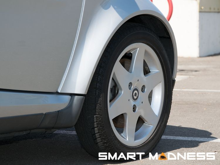 smart fortwo For Sale - 450 model - Silver