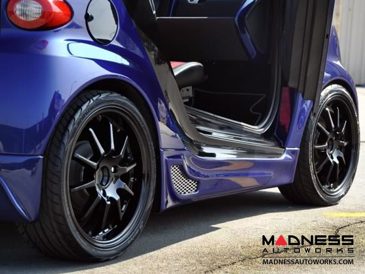 smart fortwo Lowering Springs - 451- MADNESS