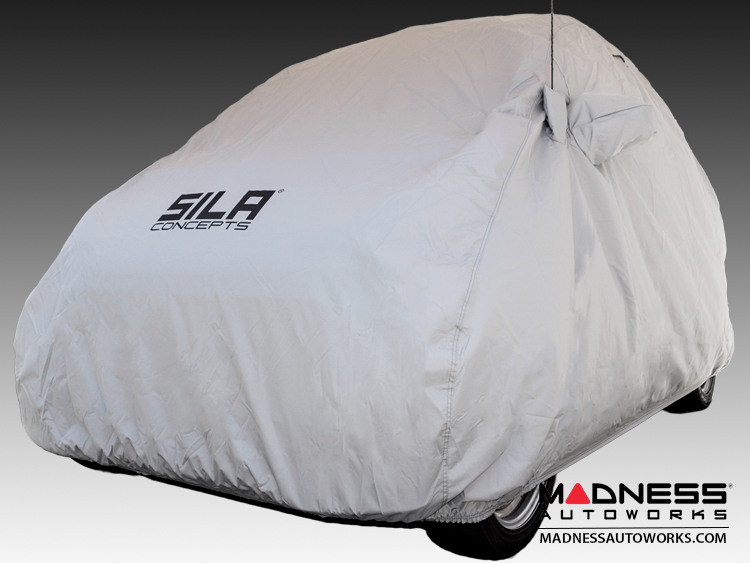 smart fortwo Car Cover - 451 - Multi Layer Woven Outdoor