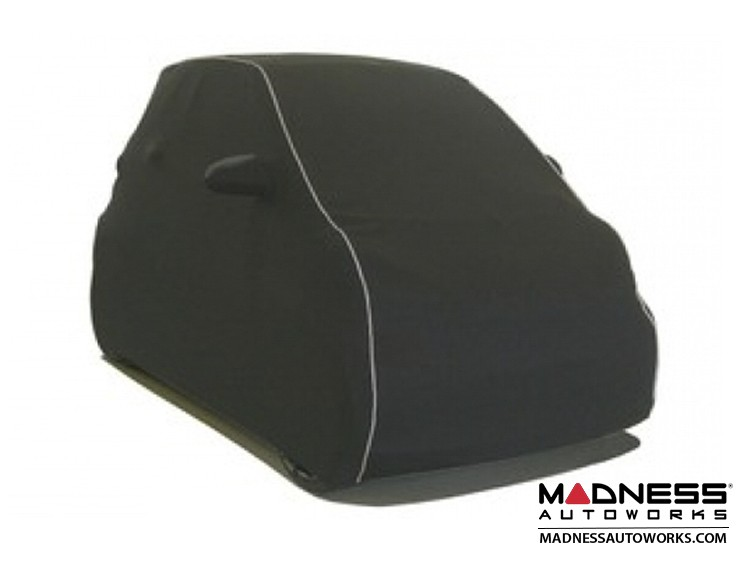 smart fortwo Car Cover - 451 - Indoor Luxury Plush Fleece