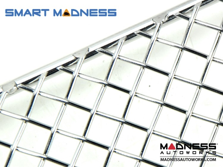 smart fortwo Lower Grill - 451 - Carlsson