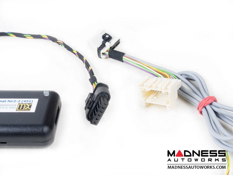 smart fortwo Cruise Control - 451 Model - Coupe