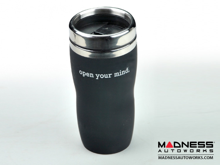 smart fortwo Drinking Cup - w/ Open Your Mind Logo